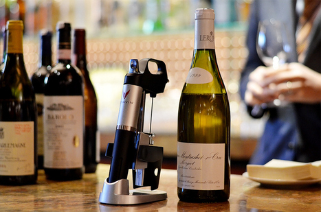 Meet The Magical Wine Gadget That Wants To Change The World | Vitabella Wine Daily Gossip | Scoop.it