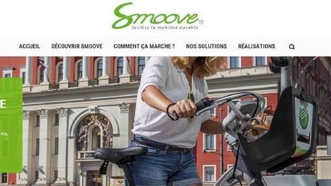 Smoove, la PME qui s'attaque au marché des vélos en libre-service | great buzzness | Scoop.it