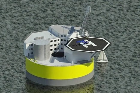 Floating nuclear plants could ride out tsunamis | Tracktec | Tracktec | Scoop.it