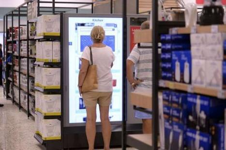 Le géant de la grande distribution Tesco mise tout sur le digital | Digital & eCommerce | Scoop.it