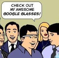 Les Google Glasses et le journalisme de demain | DocPresseESJ | Scoop.it