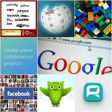 7 Global Online collaboration projects that are changing the world ... | Collaboration in Online Courses | Scoop.it