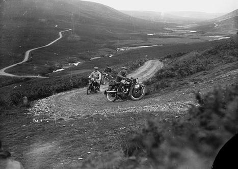 Motorcycle Racing in Wales: 1930s | Desmopro News | Scoop.it