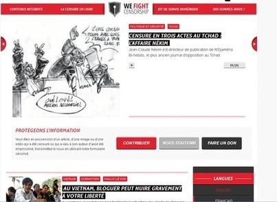 Christophe Deloire: «Passer sous les murailles de la censure» | DocPresseESJ | Scoop.it