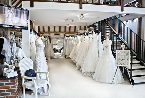 Anya Bridal Couture : Bridal Boutique - Wedding Dress Shop in Hampshire | Bridal Boutique | Scoop.it