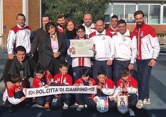 Il contributo della Polisportiva di Ciampino per la TAC di Palidoro   SOS-TAC Palidoro   Scoop.it