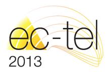 ECTEL 2013 - Conference | iEduc | Scoop.it