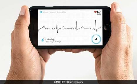 Need to Measure Heart Palpitations? There's an App for That! But It Will Require FDA Approval as Medical Device | Social Media, Mobile, Wearable News & Views | Scoop.it