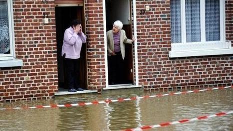 Fortes pluies, canicules...: l'Europe vers des épisodes climatiques extrêmes (INFOGRAPHIE) | Le flux d'Infogreen.lu | Scoop.it