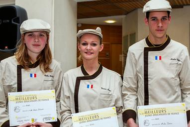 Meilleur Jeune Boulanger 2012 : Un cru très féminin | La toque magazine | Actu Boulangerie Patisserie Restauration Traiteur | Scoop.it