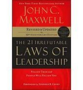 The 21 Irrefutable Laws of Leadership: Follow Them and People Will Follow You - Malaysia Online Bookstore | Human Capital Intelligence | Scoop.it