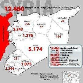 Is Libya moving wildly towards disintegration? What's the civilian status inSyria? | Saif al Islam | Scoop.it