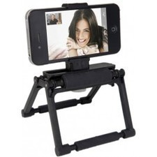 Gary Fong's Flip-Cage with iPhone 4/4S Mount   iPhone Videography   Scoop.it