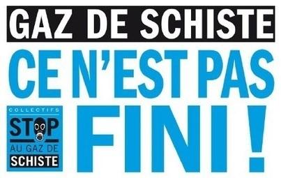 Le gaz de schiste c'est NON !!     Mobilisation contre le permis de Montélimar (28 février 2016 à Barjac) | STOP GAZ DE SCHISTE ! | Scoop.it