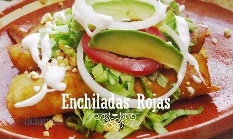 ¿Cuál es tu receta favorita de enchilada? Nosotros compartimos 3 versiones diferentes | Temas varios de Edu | Scoop.it