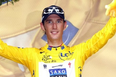 Andy Schleck wins Tour de France 2010 | Luxembourg (Europe) | Scoop.it