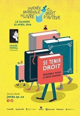 Journée mondiale du livre et du droit d'auteur 2016 | Bibliothèque et Techno | Scoop.it