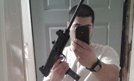 FBI catch bank robbery suspect...after he posted pics brandishing the gun he used on Facebook | Criminal Justice in America | Scoop.it