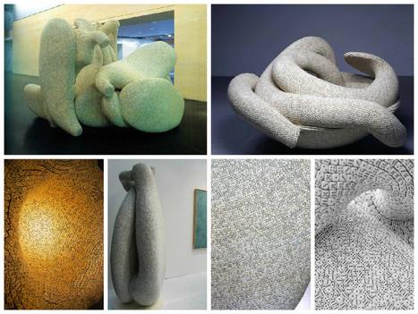 Incredible Dice Sculptures by Tony Cragg | Creatividiario: recursos, inspiración y motivación para creadores en la web | Scoop.it