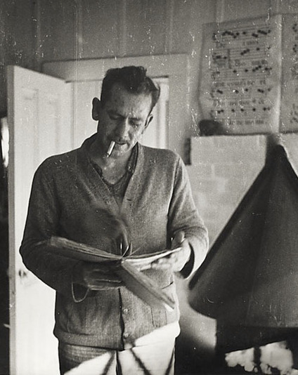 Six Tips on Writing from John Steinbeck | Creative writing (books and screenplays) | Scoop.it