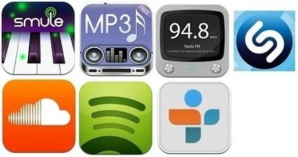 Las 15 mejores apps gratuitas de música para iOS y Android | Uso inteligente de las herramientas TIC | Scoop.it