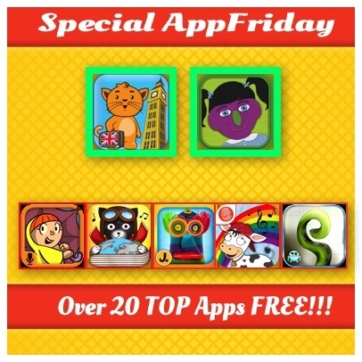 Friday Free Apps for Kids - Amazing Offers - May 17 | Best Apps for Kids | Scoop.it