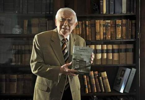 Historian and lifelong Gallatin resident Walter Durham dies at 88 | Tennessee Libraries | Scoop.it