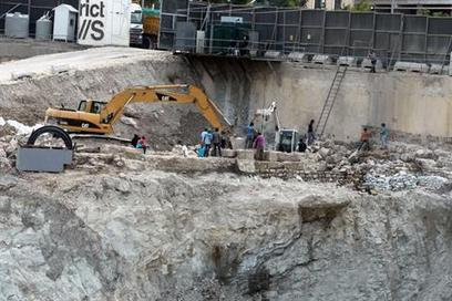 Archeologists believe Roman gate found in Beirut | Archaeology News | Scoop.it