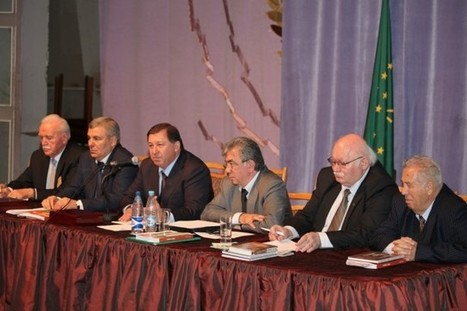 Hout Sohrokov elected president of the International Circassian Association (ICA) | The Circassian Star | Scoop.it