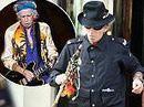 The Rolling Stones' Keith Richards reveals bizarre pre-concert ritual | Strange days indeed... | Scoop.it