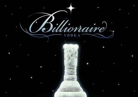 The Billionaire : La vodka la plus chère du monde   tio   Scoop.it