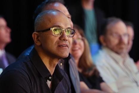 Microsoft to Cut Up to 18000 Jobs - Wall Street Journal | Peer2Politics | Scoop.it