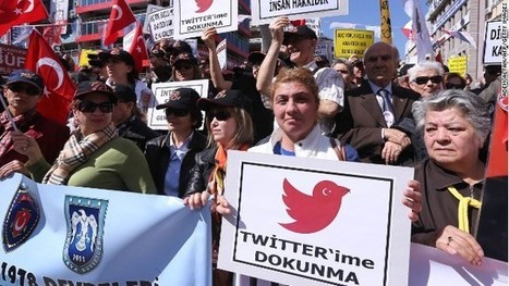 Twitter ban batters Turkey's image, but does Erdogan care? | GDP Global: Country and City Branding and Image | Scoop.it
