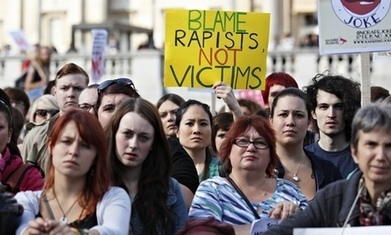 How the police are letting sexual assault victims down | EuroMed gender equality news | Scoop.it