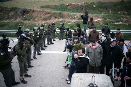 Road closures in Hebron violates 1997 agreement | News in english | Scoop.it