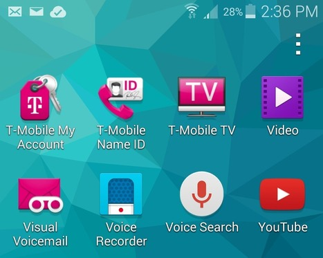 Experiences with the Samsung Galaxy S5 on AT&T, Sprint, and T-Mobile - ZDNet (blog) | Location Is Everywhere | Scoop.it