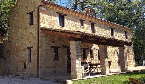 Best Le Marche Accommodation: Casa della Maddalena, Gualdo | Le Marche Properties and Accommodation | Scoop.it
