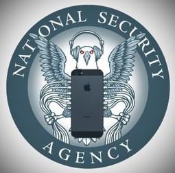 Apple n'aurait pas collaboré avec la NSA - Mac in Poche | L'univers de la Pomme | Scoop.it