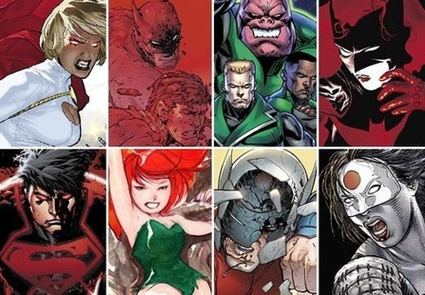 DC Comics Solicitations for May 2013: Final Issues for Every Green Lantern Creative Team | DC Comics | Scoop.it