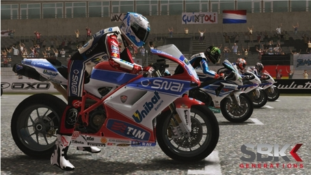 SBK Generations | Game Review | Ductalk | Scoop.it