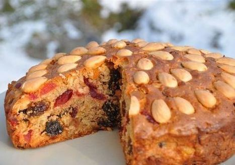 Dundee cake | Food and recipes | Scoop.it