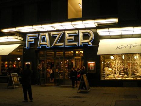 Karl Fazer - not simply chocolate but Finnish prestige | Go Finland | Finland | Scoop.it