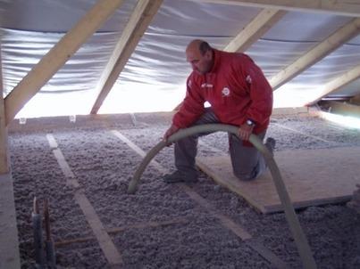 Izolační materiál pro dřevostavby či roubenky | Exteriéry a interiéry domů - vybavení | Scoop.it
