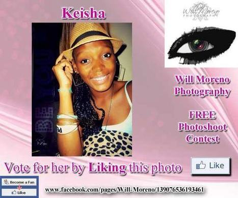 Keisha - - Contestant to win a FREE Photoshoot with Will Moreno | Belize in Photos and Videos | Scoop.it