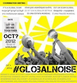 Proposal for a global action, let us think big! | March to Athens | Scoop.it