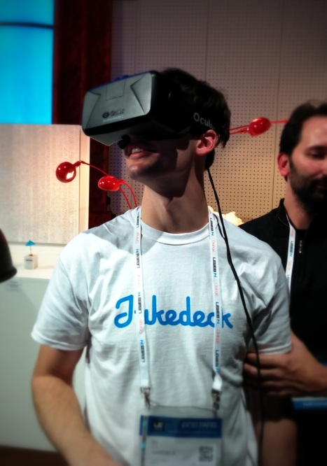 Stepping into the future at LeWeb   The Jukedeck Blog   LeWeb mentions: media & blog coverage   Scoop.it