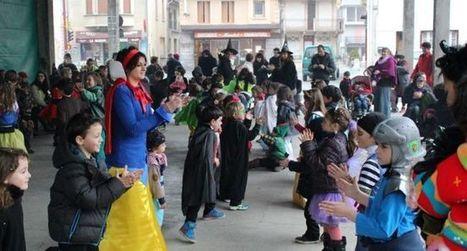 Sarrancolin : règne éphémère pour S.M. Carnaval | Vallée d'Aure - Pyrénées | Scoop.it