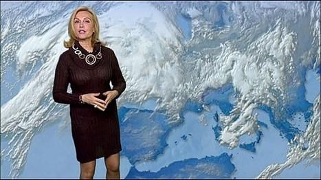 Transparence des seins sexy de Fabienne Amiach à la météo ! - photo | Radio Planète-Eléa | Scoop.it