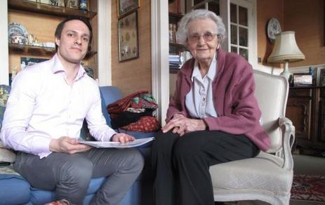 Une conciergerie spécialisée pour les seniors à Levallois - Le Parisien | Le vieillissement | Scoop.it
