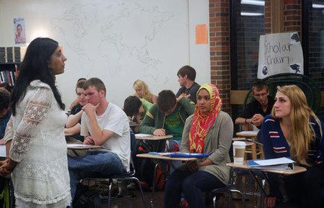 World religion classes in Columbia high schools broaden student horizons - KBIA | Education | Scoop.it